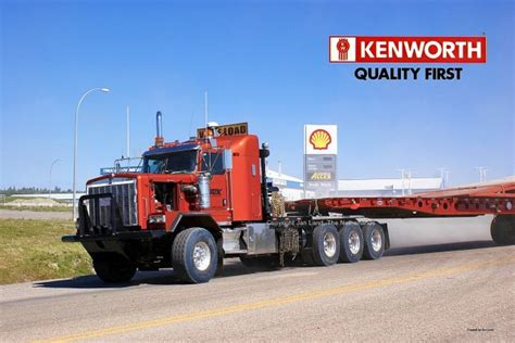kenworth c500 for sale canada kenworth c500 edson alberta canada trucks