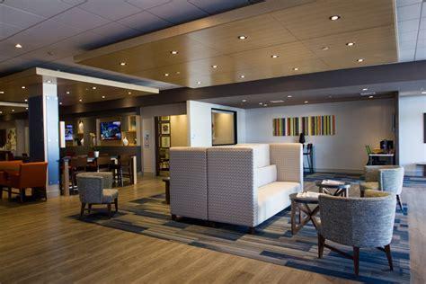 Holiday Inn Express Formula Blue DeAnna Dasher Interior Design