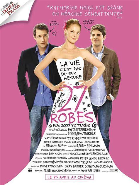 film romance fille 27 dresses review trailer teaser poster dvd blu ray