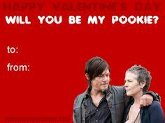 happy valentines day walking dead 1000 images about walking dead valentines day cards on