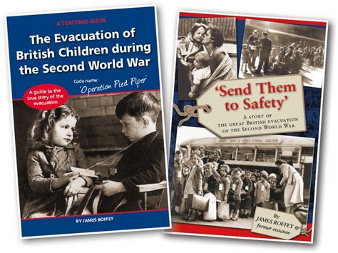 the second world war a captivating guide to world war ii and d day books the evacuees association teaching guides for
