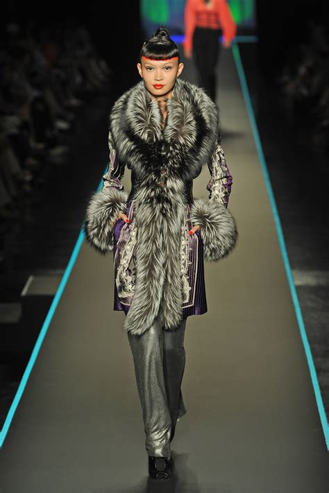 Haute Couture Jean Paul Gaultier Autumnwinter 2008 Collection by Jean Paul Gaultier Haute Couture Fall Winter 2008 2009