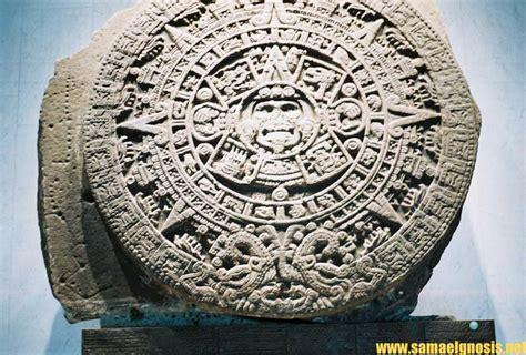 Calendario Azteca Y Fotos Foto Calendario Azteca 06