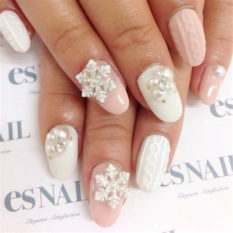 japanese nail pattern french tip nail designs