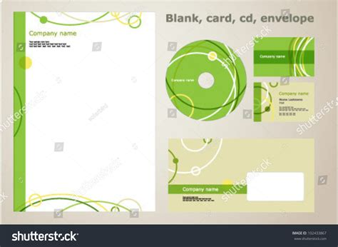 cd business card templates vector template for business design blank business card