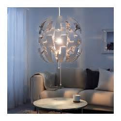 Star Pendant Chandelier Ikea Ps 2014 Pendant Lamp White Silver Colour 52 Cm Ikea