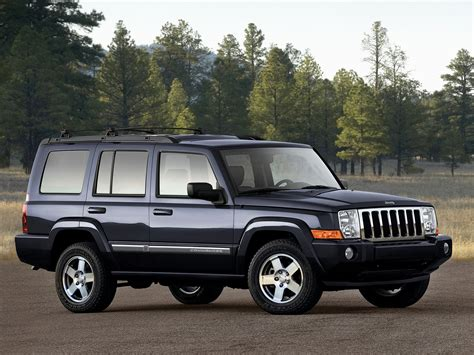 how things work cars 2007 jeep commander parking system jeep commander specs 2008 2009 2010 autoevolution