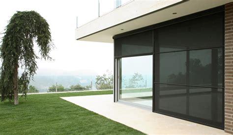 cortinas exteriores enrollables cortinas enrollables exteriores industrial roma