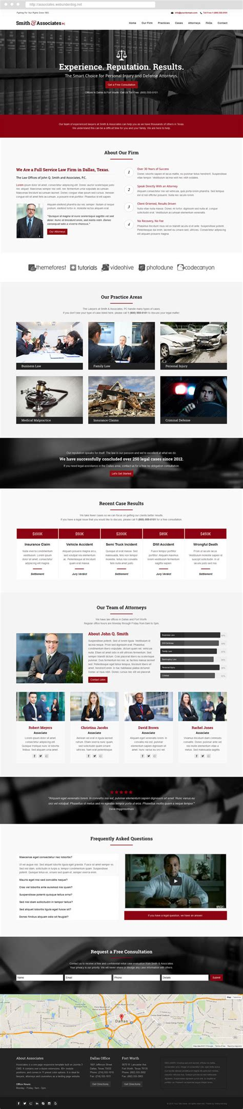 cool joomla templates joomla lawyer template joomla attorney theme associates