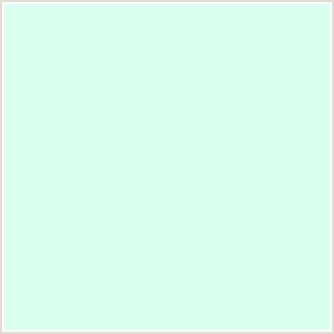 Mint Color by D9fff0 Hex Color Rgb 217 255 240 Frosted Mint