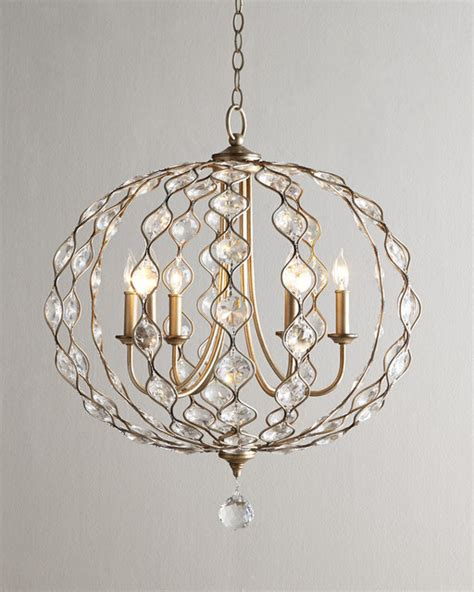 Marais Balloon Chandelier Chandeliers By Horchow Balloon Chandelier