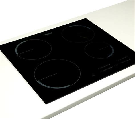 zanussi electric induction hobs buy zanussi zei6740bba electric induction hob black free delivery currys