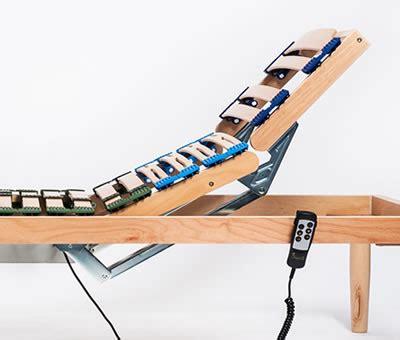 reti da letto motorizzate reti da letto reti a doghe legno motorizzate reti