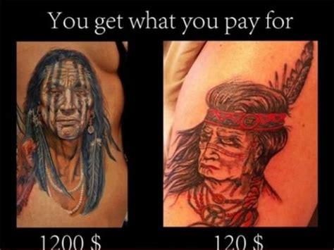 tattoo nightmares who pays tatuaż na obu piersiach i pośladku lewym mama niezgadza