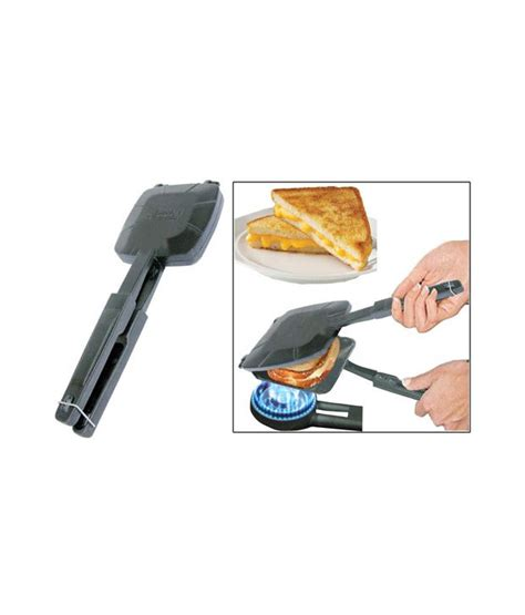 Sandwich Gas Toaster buy accedre non electric sandwich gas toaster best prices snapdeal