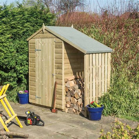 Rowlinson Shed by Rowlinson Oxford Shed With Lean To Dobbies Garden Centres