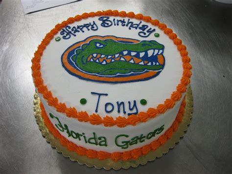 florida gator fan gift ideas of florida gators cake cakes i ve made