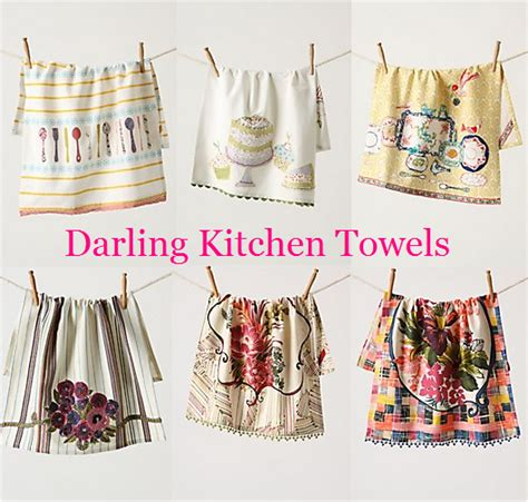 Kitchen Towels Anthropologie Dishie Anthropologie Kitchen Towels