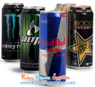 energy drink kidney can i drink energy drinks with high creatinine level