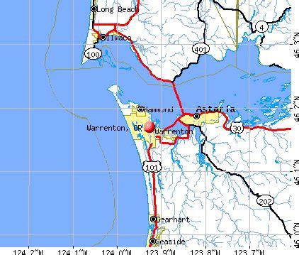 warrenton oregon map warrenton oregon or 97121 97146 profile population