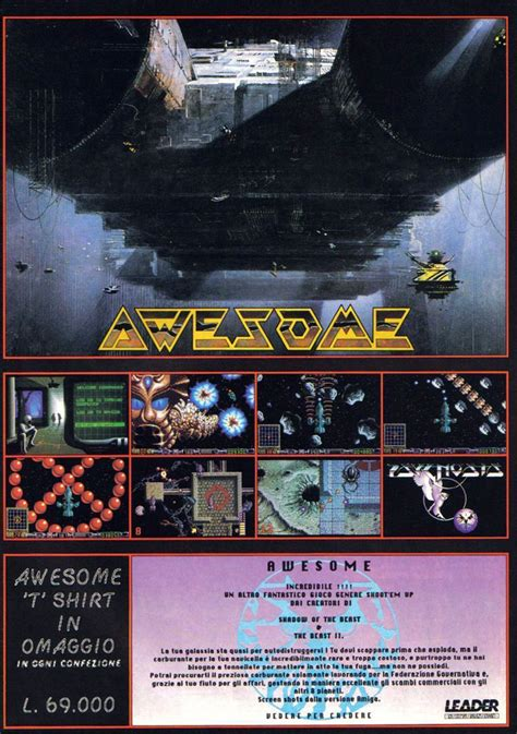 atari st awesome scans dump  screenshots ads