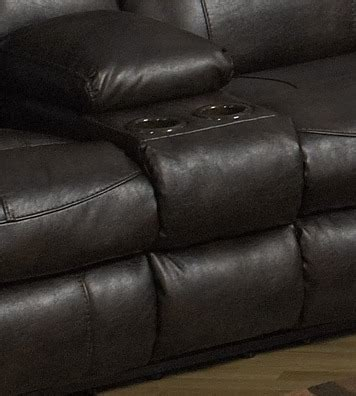 extra large leather recliner nolan bonded leather extra wide recliner console loveseat