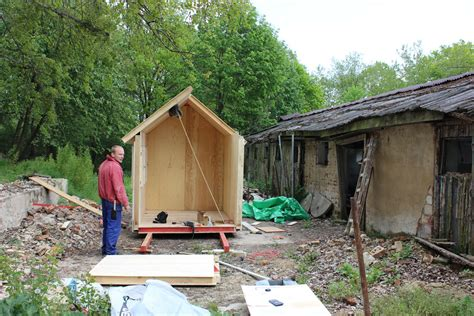 small home construction prefab tiny house france 2 pin up houses