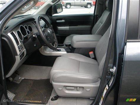 2007 Toyota Tundra Interior by Graphite Gray Interior 2007 Toyota Tundra Limited Crewmax Photo 39110865 Gtcarlot