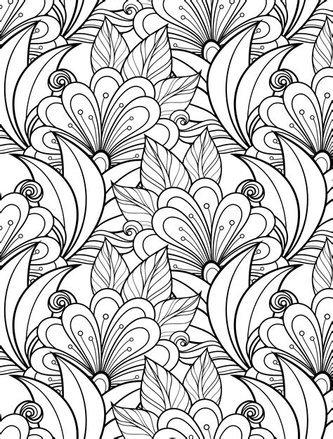 Free Printable Coloring Pages Adults 24 More Free Printable Adult Coloring Pages Page 7 Of 25 by Free Printable Coloring Pages Adults