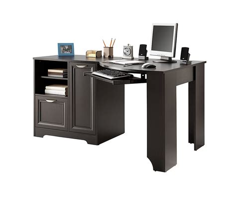 realspace magellan collection corner desk espresso
