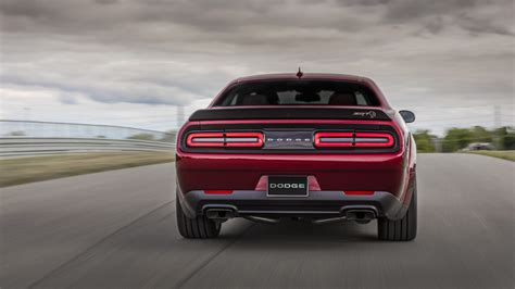 The Dodge by The 2018 Dodge Challenger Srt Hellcat Widebody Is A
