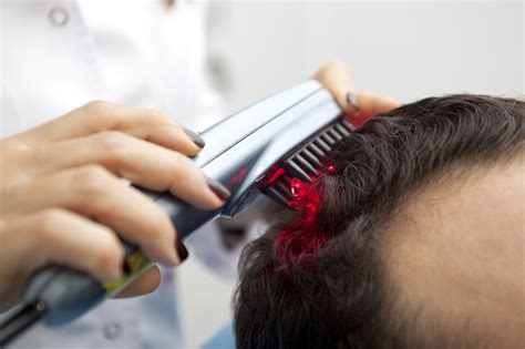 hair loss treatment low level laser therapy lllt for