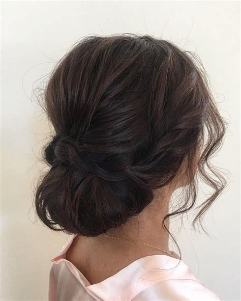 Bridesmaid Hairstyles Updo by Best 25 Medium Updo Hairstyles Ideas On