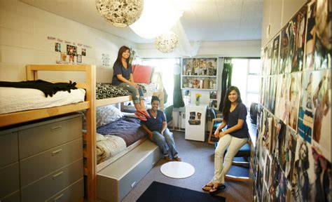 themes for college dorms 13 of the coolest ways to decorate a triple dorm room