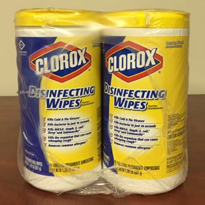 clorox lemon disinfectant wipes disinfectant wipes  store protox services