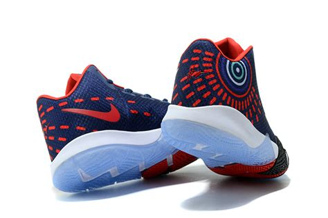 most popular basketball shoe most popular nike kyrie irving 4 navy blue white