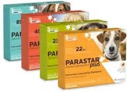 parastar for dogs parastar plus for dogs l flea tick medi vet