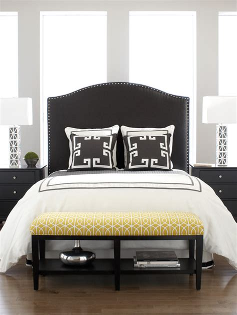 Braxton Culler Bedroom Furniture Libby Langdon Upholstery Furniture For Braxton Culler Contemporary Bedroom New York By