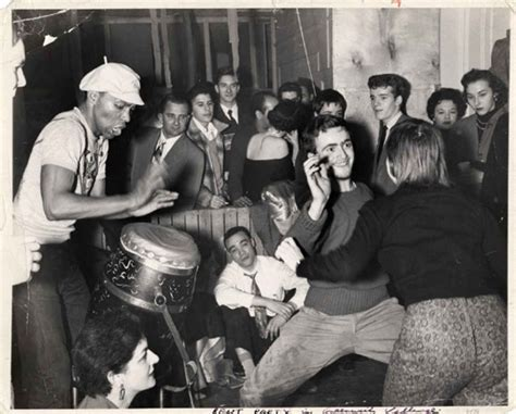 beats and styles beatniks c late 1950s culturedecade 1950s pinterest