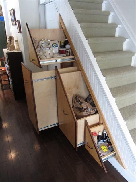 stair pantry closet toronto by