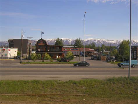 fairbanks alaska shopping malls our wasilla trip s view