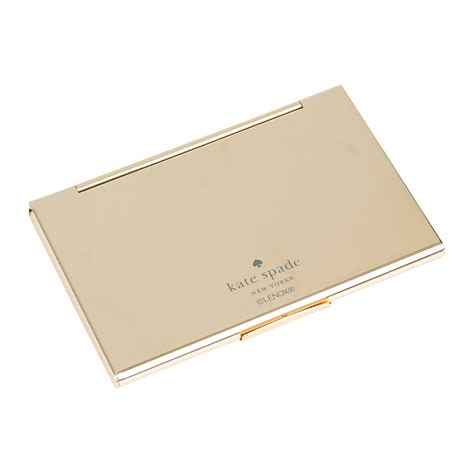 One In A Million Initial Business Card Holder buy kate spade new york one in a million initial business
