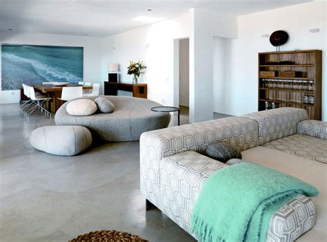 beach home interior design modern deserted beach house interiorzine