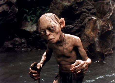 is it gollum pictures of monster in beijing valley