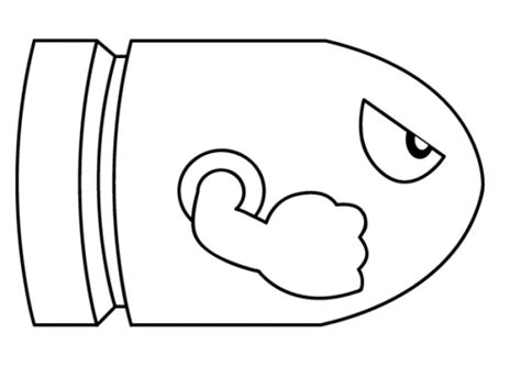 mario easter coloring pages mario coloring pages bullet bill boys coloring pages