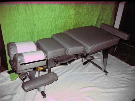 chiropractic drop table used lloyd 402 1 295 acworth