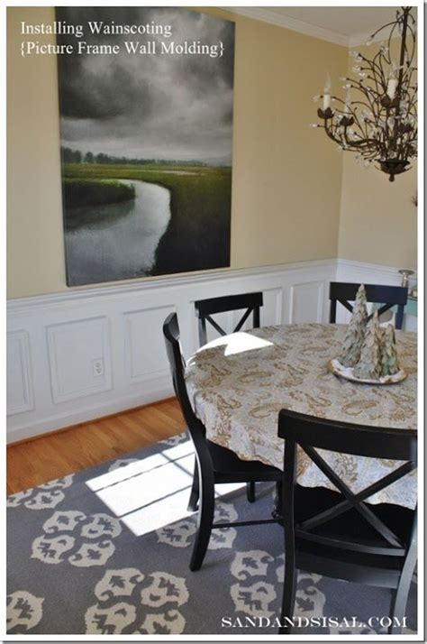 Adding Wainscoting by Best 25 Installing Wainscoting Ideas On Diy