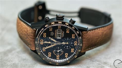 Tag Heuer Day Date tag heuer calibre 16 day date chronograph black