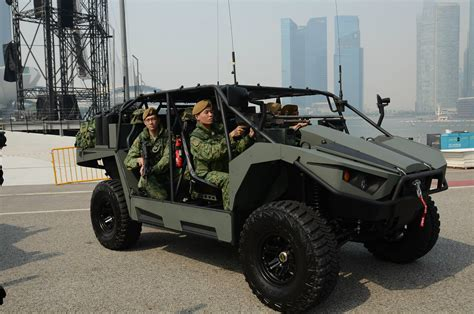 Spider Strike Vehicle the mk ii light strike vehicle of the singapore army
