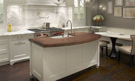 Countertops Boston by Walnut Wood Countertop With Sink By Grothouse